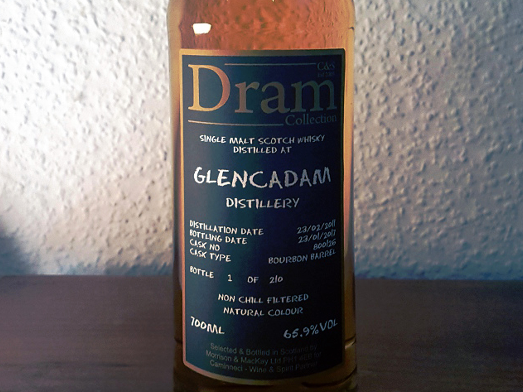 Day 2: Glencadam  Dram Collection 2011/2017